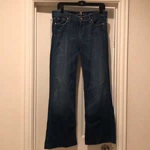 7 For All Mankind dojo size 29